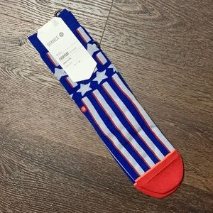 Stance Patriotism 4th of July Americana Socks